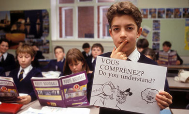 I'm teaching my son to speak French | Le coin des profs | Scoop.it