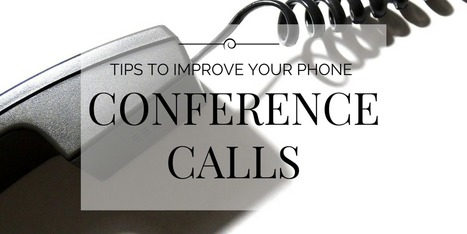 5 Top Useful Tips to Improve your Phone Conference Calls | All about Telecom, Cloud Services and Internet Services | Scoop.it
