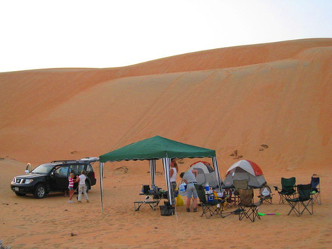 Don't Miss UAE Desert Safari | Desert | Scoop.it