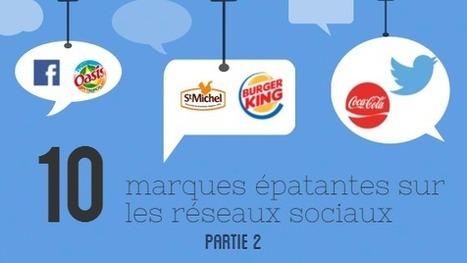 10 marques épatantes sur les réseaux sociaux en 2016 : Burger King, Oasis, Ratp, St-Michel (partie 2) - DIGIMIND Social Intelligence Blog | BrandsMarques | Scoop.it