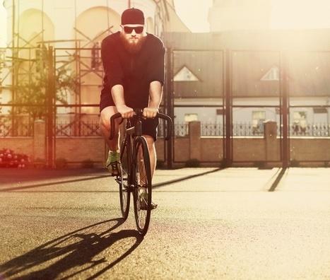 Meilleures photos : Mon vélo fixie pris en contre-plongée | Blog CBien.com | Sécurité : inventaire, protection, assurance | Scoop.it