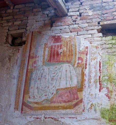 Gli affreschi dimenticati di Fontecorniale | Le Marche un'altra Italia | Scoop.it
