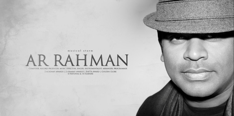 A R Rahman - An Inspirational Career Story - CareerGuide.com - Official Blog | Online Career Counselling Platform | Scoop.it