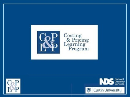 Costing and Pricing for Disability Service Providers | NT NDCO Newsletter | Scoop.it