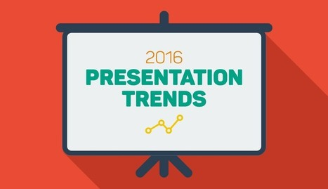 10 Presentation Trends to Watch Out For in 2016 | Learning, teaching and technology (with a bit of library on the side!) | Scoop.it
