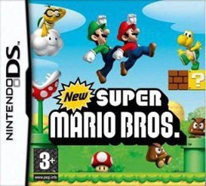 New Super Marios Bro (Nintendo DS) | Nintendo 3ds Wii U Game United kingdom | Scoop.it