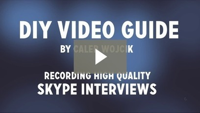 DIY Video Guide | Video Training, Webinars und Screencasts - Internet und Video | Scoop.it