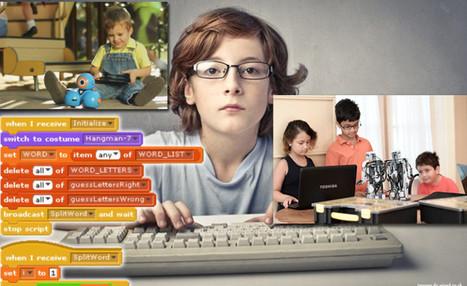 Tres juguetes para enseñar a cualquier niño programación | educacion-y-ntic | Scoop.it