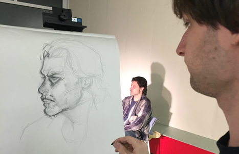 'Look Closer': Figure Drawing As A Lesson In Empathy | Teaching Empathy | Scoop.it