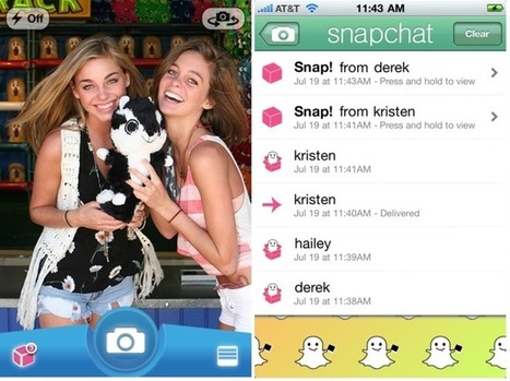 Explicit Pictures Sent on Snapchat Are Causing Teens to Beat the Crap Out of Each Other | BE INFORMED | Scoop.it