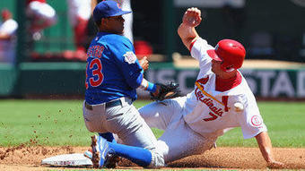 Cubs unable to complete 3-game sweep of Cardinals - Chicago Tribune   Saint Louis Who's Who & What's What   Scoop.it