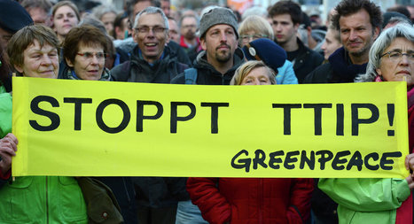 #TTIP Trap: #US Bullied #Europe into Dropping Ban on Carcinogenic #Pesticides #MAM | Messenger for mother Earth | Scoop.it