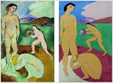 Matisse, doppi e serie | Capire l'arte | Scoop.it