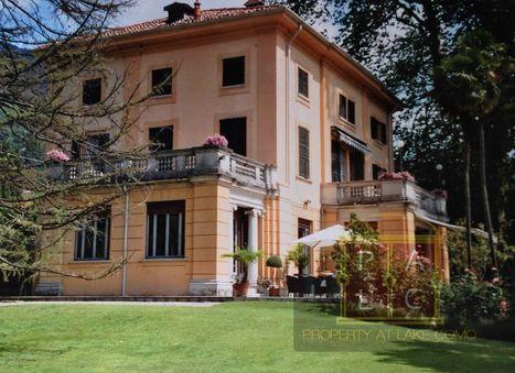 lakecomovillas on Instagram | luxury Apartments for Sale Lake Como | Scoop.it