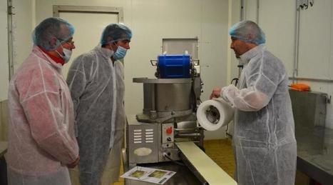 L'atelier de découpe de Soullans a ouvert ses portes au public | La Gazette des abattoirs | Scoop.it