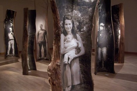 "Emilie Brzezinski: ""Family Trees"" 