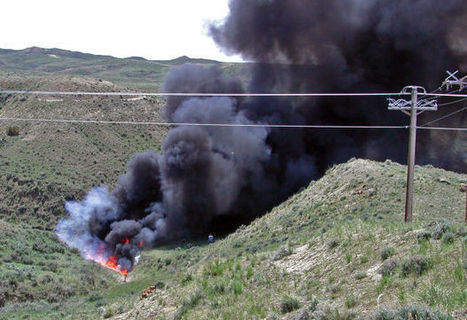 2014 already a nasty year for Wyoming oil spills | Sustain Our Earth | Scoop.it