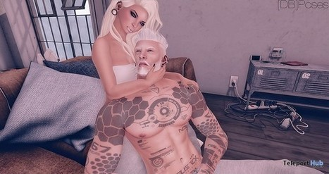 Intimate Couple Pose Gift by [DB]Poses | Teleport Hub - Second Life Freebies | Second Life Freebies | Scoop.it