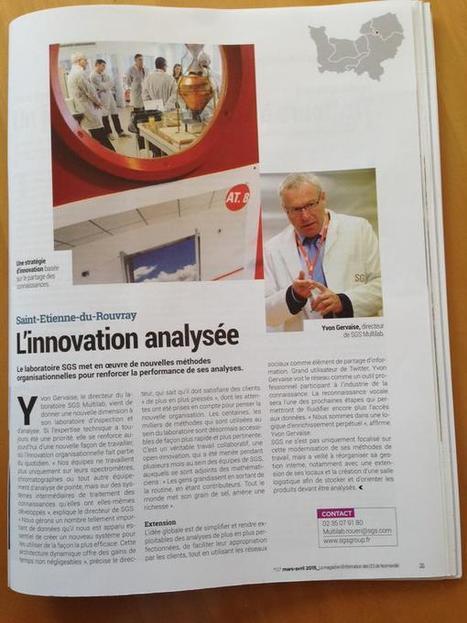 L innovation analysée stratégie performance du laboratoire ITW   Expertscience   Scoop.it