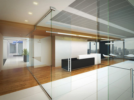 Head Office 3D Visuals for HLW | Technology & 3D Visuals | Scoop.it