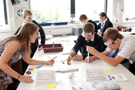 Scottish Schools Focus on More Than Just Tests | TechLib | Scoop.it