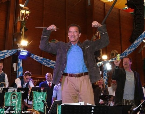 Arnie becomes Madrid's first honorary ambassador of tourism | About the World | Scoop.it