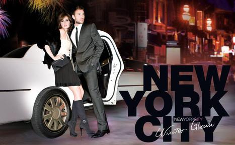 New York City Winter Glamour: Andrea Morelli, Le Marche | Le Marche & Fashion | Scoop.it