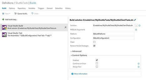 Speeding up Unit Test Execution in TFS | Visual Studio ALM | Scoop.it