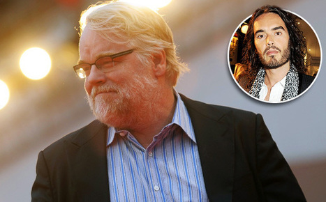 Russell Brand on Philip Seymour Hoffman, addiction & drug laws ... | Action for Addiction | Scoop.it