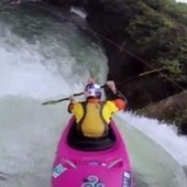 GoPro shows you what kayaking off a waterfall looks ... - Digital Trends | Whitewater Kayaking | Scoop.it