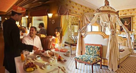A Memorable Week for the Honeymooners in Royal Orient | Palace on wheels | Scoop.it