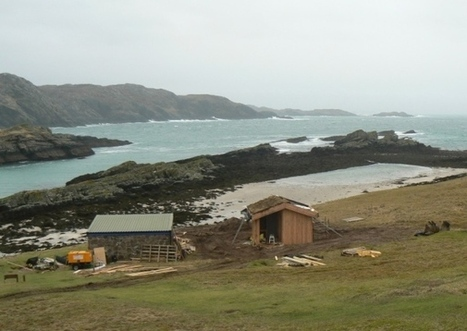 The most remote, the most scenic and probably the most expensive toilet ever built in Scotland - Scotland - Scotsman.com | Strange days indeed... | Scoop.it