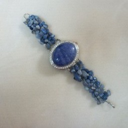 About Sodalite - What is Sodalite | Jewelry Making Blog | Information ... | Jewlery | Scoop.it