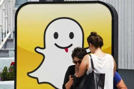 Snapchat-Commissioned Survey Shows People Like Snapchat Ads   Bid management story   Scoop.it
