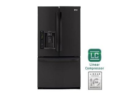 !@#  Check Price & Review  LFX25974SB LG LFX25974SB 24.7 Cu. Ft. Black French Door Refrigerator – Energy Star LG | Cheap Refrigerators on Sale | Scoop.it
