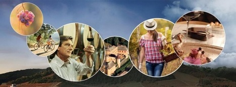 Un week-end fascinant au coeur des vignobles   Oenotourisme et idées rafraichissantes   Scoop.it