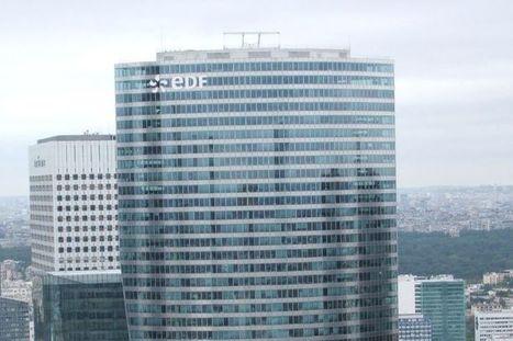 EDF mis à la porte du CAC 40   Efficacité énergétique pour l'industrie   Scoop.it