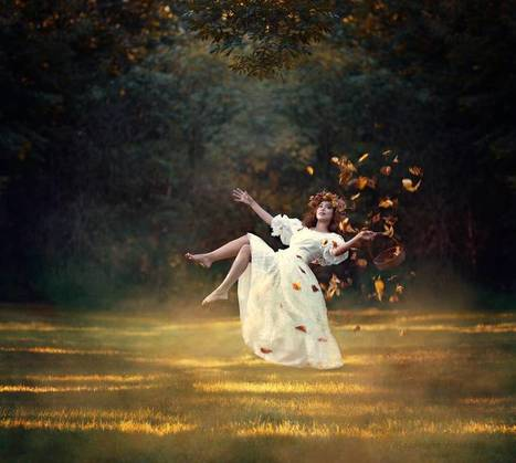 Fairytale-Inspired Portraits   Webdesign Glance   Scoop.it