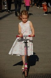 How to Teach Your Child to Ride a Kick Scooter   Sport   Scoop.it