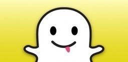Enviar Imágenes y Vídeos que se Autodestruyen con Snapchat   aitor queiruga   Scoop.it