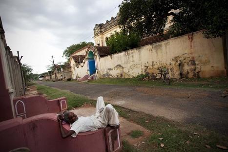 The mansions of the chettiars | Photographer : Luke Duggleby | PHOTOGRAPHERS | Scoop.it