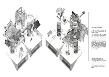 The Frame House, by Omar Ghazal – – SOCKS | The Architecture of the City | Scoop.it
