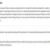 Comment faire pour que votre photo Google+ n'apparaisse pas dans des pubs ? | Trucs et astuces techniques | Scoop.it