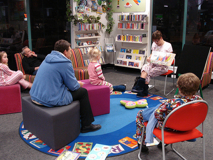 Pyjama party at the library! Join us for the NZ Post Book Awards for ... | children's book quizzes | Scoop.it