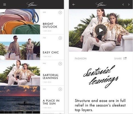 15 Luxury Brands Winning With Content Marketing | Writing_me | Scoop.it