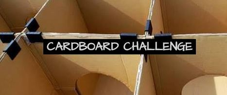 Cardboard Challenge - Maker Education @JackieGerstein #makered | iPads in Education | Scoop.it