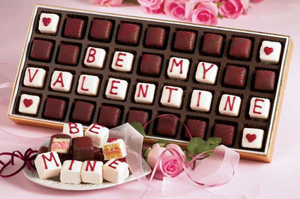 Tradition of Chocolate Valentine Gifts | Valentine Chocolate | Valentines Chocolate Gifts | Valentine food | Christmas Party Food | Scoop.it