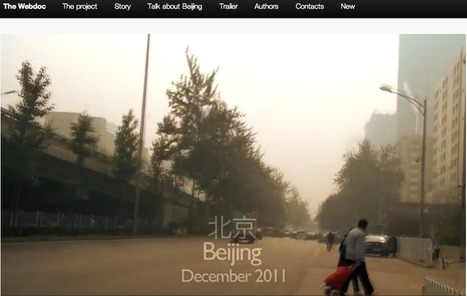 Inside Beijing | 融入北京 | Interactive & Immersive Journalism | Scoop.it