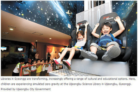 The Future For Public Libraries: Specialized Features Not Starbucks | LibraryLinks LiensBiblio | Scoop.it