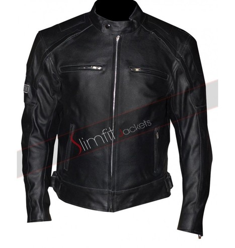 Harley Davidson Reflective Skull Jacket | Replica Movies Leather Jackets | Scoop.it